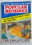 Popular Mechanics July 1961 Safety Glass You Paid For