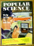 Click to view larger image of Popular Science May 1959 Can't Fool The Radar Cops (Image1)