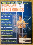 Popular Electronics May 1962 Build Sun Powered CPO