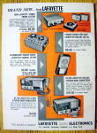 Click to view larger image of Popular Electronics November 1962 Broadcasting Station (Image2)
