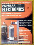 Popular Electronics May 1961 The Semiconductor Diode