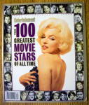 Entertainment Magazine January 1997 100 Movie Stars