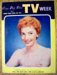 Chicago TV Week August 25-31, 1956 Jeannie Carson