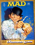 Mad Magazine #159 June 1973 A Crockwork Lemon