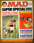 Mad Magazine #17 1975 Don Martin (Super Special)