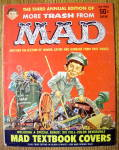 Click here to enlarge image and see more about item 14529: Mad Magazine (3rd Annual Edition) 1960 More Trash