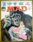 Click here to enlarge image and see more about item 14532: Mad Magazine #192 July 1977 King Kong