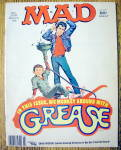 Click here to enlarge image and see more about item 14538: Mad Magazine #205 March 1979 Grease