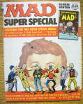 Click here to enlarge image and see more about item 14541: Mad Magazine #18 (Super Special) 1975 Nostalgic Mad