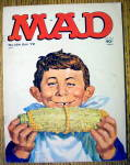 Mad Magazine #154 October 1972 Alfred & Corn On Cob