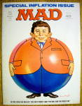 Click to view larger image of Mad Magazine #145 September 1971 Inflation Issue (Image1)