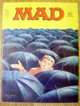 Mad Magazine #175 June 1975 Alfred Neuman & Umbrellas