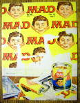Click to view larger image of Mad Magazine #148 January 1972 Paint Can & Roller (Image1)