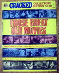 Cracked Magazine #18 1976 Those Great Old Movies