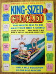 Click to view larger image of Cracked Magazine #11 1977 (King Sized) T-Shirt Iron Ons (Image1)
