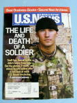 Click here to enlarge image and see more about item 14622: U.S. News & World Magazine May 21, 2007 Soldier