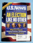Click here to enlarge image and see more about item 14625: U.S. News & World Magazine July 16, 2007 An Election
