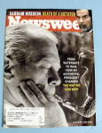 Newsweek Magazine January 8, 2007 Gerald R. Ford