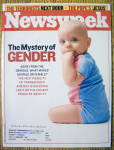 Newsweek Magazine May 21, 2007 Mystery Of Gender