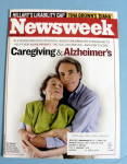 Newsweek Magazine June 18, 2007 Alzheimer's