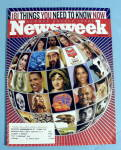 Newsweek Magazine July 9, 2007 100 Things To Know