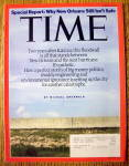 Time Magazine August 13, 2007 New Orleans & Katrina