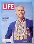Click to view larger image of Life Magazine October 30, 1964 Don Schollander-Swimmer (Image1)