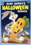 Click to view larger image of Bugs Bunny Halloween Parade Comic Cover #1-1953 (Image2)