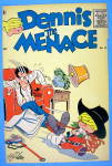 Click to view larger image of Dennis the Menace Comic Cover #15 March 1956 (Image1)