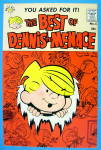 Best of Dennis the Menace Comic Cover #1 1959