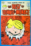Click to view larger image of Best of Dennis the Menace Comic Cover #1 1959 (Image2)