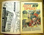 Click to view larger image of Our Army at War Comic #142 May 1964 Easy's New Topkick (Image5)