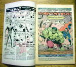 Click to view larger image of Defenders Comic #1 July 1974 Silver Surfer (Image3)