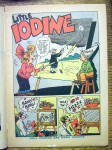 Click to view larger image of Little Iodine Comic #40 April-June 1958 Little Iodine (Image4)