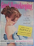 Click here to enlarge image and see more about item 1486: Good Housekeeping Magazine - June 1954