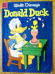 Click to view larger image of Walt Disney's Donald Duck Comic #41 May-June 1955 (Image1)