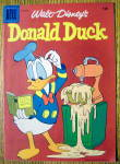 Walt Disney's Donald Duck Comic #57 January 1958