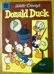 Walt Disney's Donald Duck Comic #62 November 1958