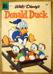 Click to view larger image of Walt Disney's Donald Duck Comic #61 September 1958 (Image1)