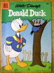 Click to view larger image of Walt Disney's Donald Duck Comic #55 September 1957 (Image1)