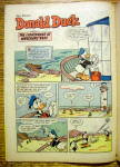 Click to view larger image of Walt Disney's Donald Duck Comic #55 September 1957 (Image6)