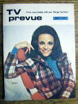 TV Prevue September 1974 Valerie Harper (Rhoda)