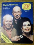 TV Week March 7-13, 1982 Mickey Rooney, Jose & Ann