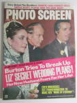 Click to view larger image of Photo Screen Magazine January 1974 Liz' Secret Wedding  (Image2)