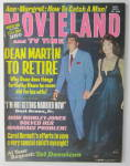 Movieland Magazine September 1971 Dean Martin
