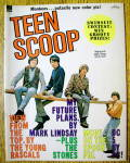 Teen Scoop Magazine July 1967 The Monkees