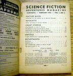 Click to view larger image of Science Fiction Adventures Magazine February 1953 (Image3)