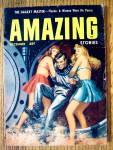 Amazing Stories Magazine December 1956 Galaxy Master