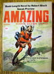 Amazing Stories Magazine November 1959 Superman