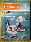 Click here to enlarge image and see more about item 15032: Amazing Stories Magazine October 1961 I. C. a. Bem